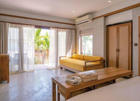 Hotelzimmer mit Tischtennis im Banana Fan Sea Resort