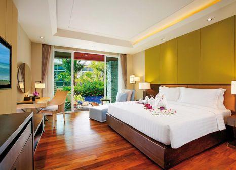 Hotelzimmer mit Mountainbike im Graceland Khaolak Hotel & Resort