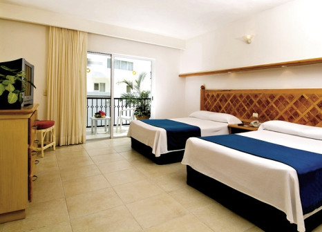 Hotelzimmer mit Golf im BeachScape Kin Ha Villas & Suites