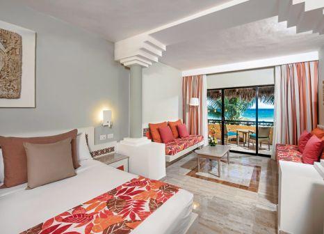 Hotelzimmer mit Mountainbike im Iberostar Quetzal