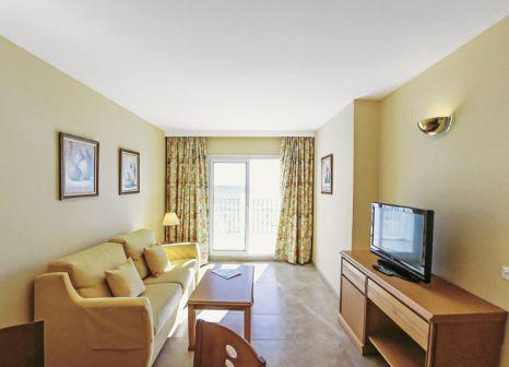 Hotelzimmer mit Mountainbike im Bahia Serena
