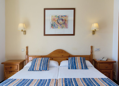 Hotelzimmer mit Fitness im Hotel GHT Neptuno