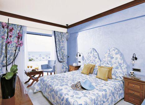Hotelzimmer mit Yoga im Serita Beach Hotel