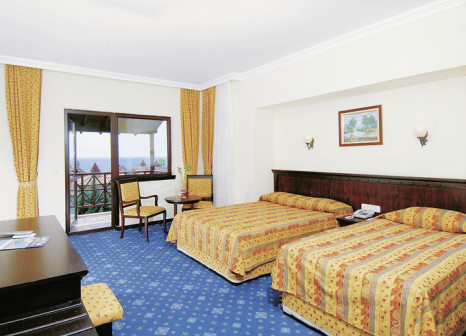 Hotelzimmer mit Minigolf im Gypsophila Holiday Village