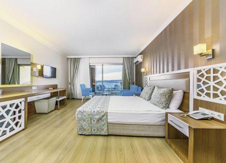 Hotelzimmer mit Volleyball im Lonicera Resort & Spa