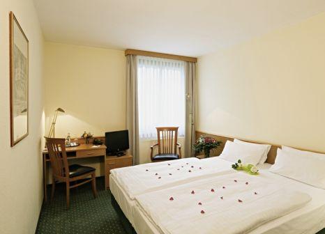 Hotelzimmer mit Paddeln im Best Western Spreewald