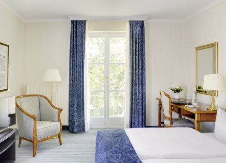 Hotelzimmer mit Fitness im Dorint Parkhotel Meißen