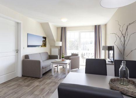 Hotelzimmer mit Yoga im Strandresort Markgrafenheide