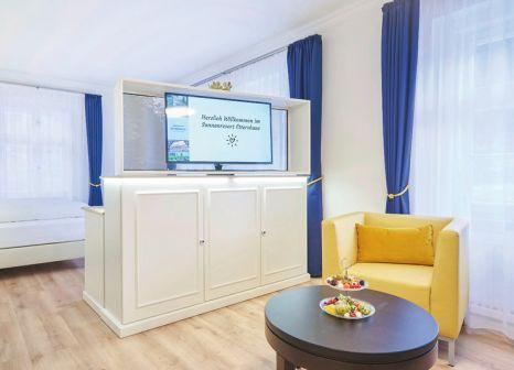 Hotelzimmer mit Golf im Sonnenresort ETTERSHAUS