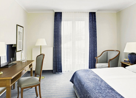 Hotelzimmer mit Aerobic im Dorint Parkhotel Meißen