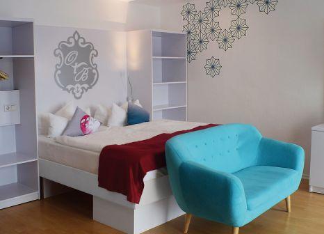 Hotelzimmer mit Tischtennis im Ostseehotel Baabe