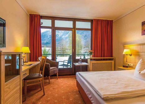 Hotelzimmer mit Fitness im Amber Hotel Bavaria Bad Reichenhall