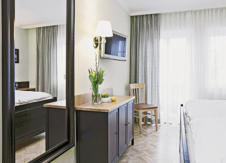 Hotelzimmer mit WLAN im Krone Gasthof