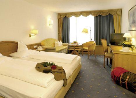 Hotelzimmer mit Tischtennis im Sporthotel Xander