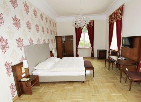 Hotelzimmer mit Tischtennis im Kaiser Franz Josef