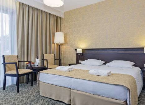 Hotelzimmer mit Yoga im Hotel Lambert Medical Spa