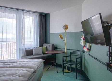 Hotelzimmer mit Mountainbike im Vienna House Amber Baltic Miedzyzdroje