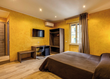 Hotelzimmer mit Kinderbetreuung im Osimar
