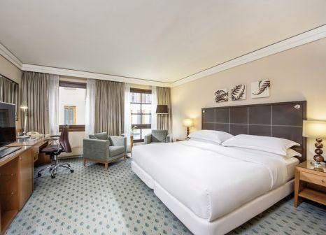 Hotelzimmer mit Fitness im Hilton Dresden