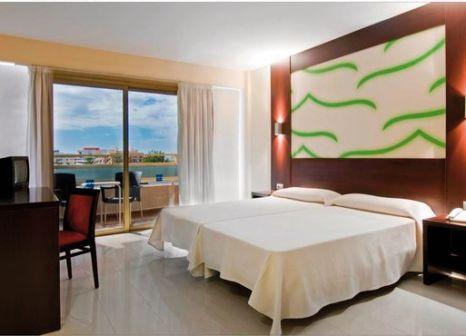 Hotelzimmer mit Golf im Kn Aparthotel Columbus