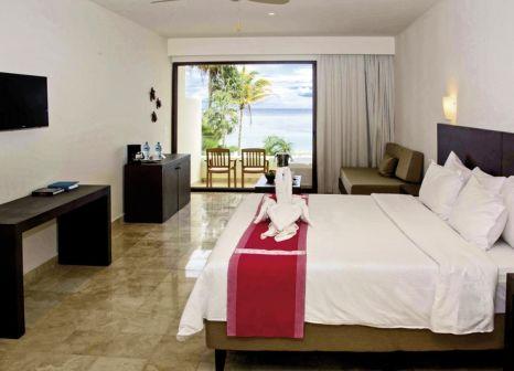 Hotelzimmer mit Volleyball im Akumal Bay Beach & Wellnes Resort