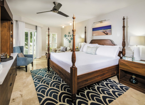 Hotelzimmer mit Yoga im Sandals South Coast
