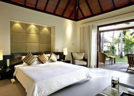 Hotelzimmer mit Yoga im Hilton Seychelles Labriz Resort & Spa