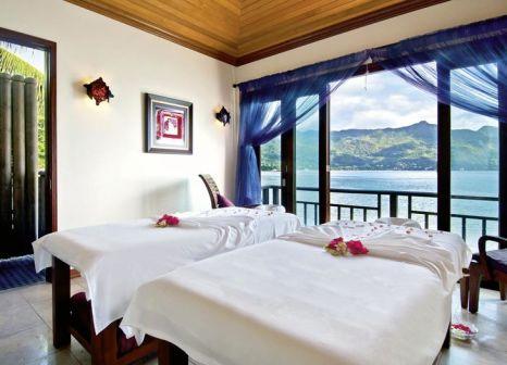 Hotelzimmer mit Yoga im Hilton Seychelles Northolme Resort & Spa