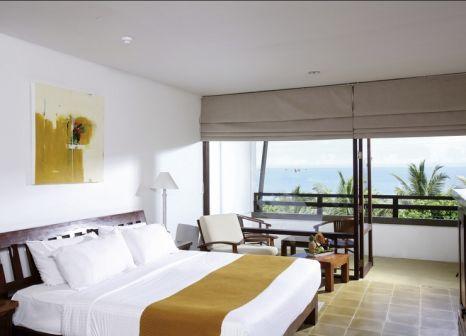 Hotelzimmer mit Volleyball im Jetwing Beach