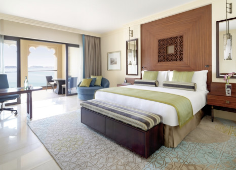 Hotelzimmer mit Volleyball im Fairmont The Palm