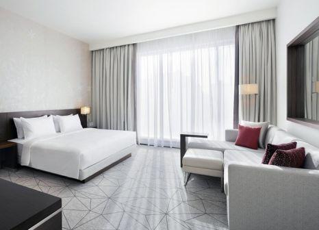 Hotelzimmer mit Kinderbetreuung im Hyatt Place Dubai Al Rigga