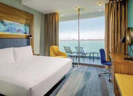 Hotelzimmer mit Fitness im Aloft Palm Jumeirah