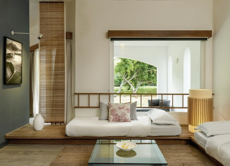 Hotelzimmer mit Yoga im The Ravenala Attitude