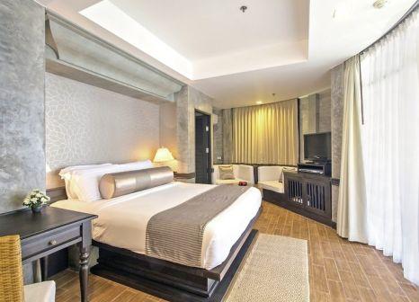 Hotelzimmer mit Paddeln im The Dewa Koh Chang
