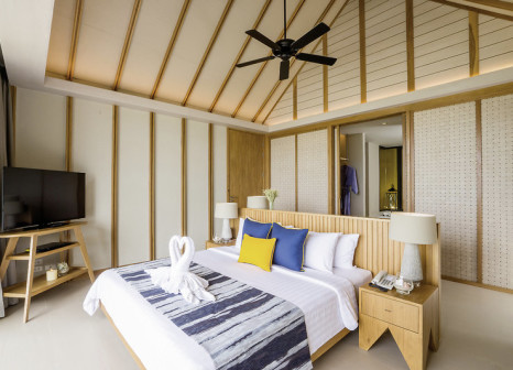 Hotelzimmer mit Aerobic im KC Grande Resort