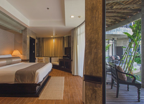 Hotelzimmer mit Fitness im The Dewa Koh Chang