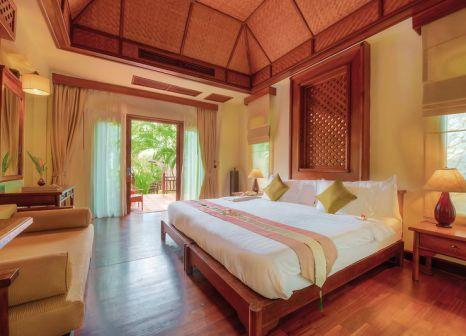 Hotelzimmer mit Golf im Fair House Villas & Spa