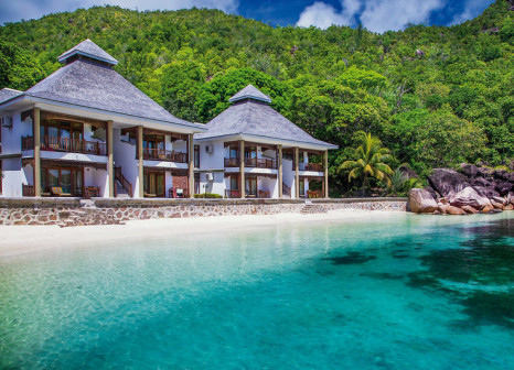 Le Domaine de La Réserve Hotel in Seychellen - Bild von JAHN Reisen