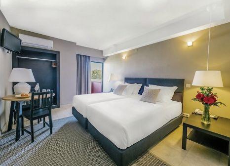 Hotelzimmer mit Mountainbike im Topazio Mar Beach Hotel & Apartments