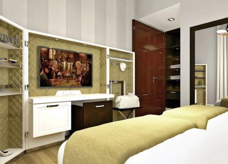 Hotelzimmer mit Aerobic im Grande Italia