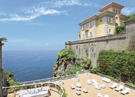 Hotel Corallo in Golf von Neapel - Bild von JAHN Reisen