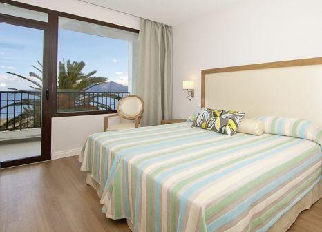 Hotelzimmer mit Golf im Hoposa Hotel Uyal