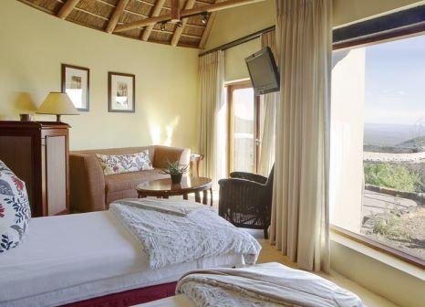 Hotelzimmer mit Kinderpool im Kuzuko Lodge