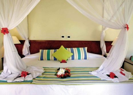 Hotelzimmer mit Mountainbike im Sultan Sands Island Resort