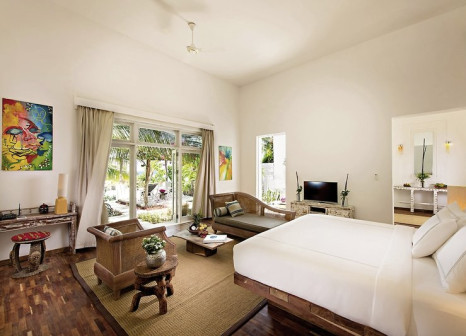 Hotelzimmer mit Yoga im The Aiyana
