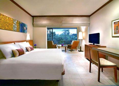 Hotelzimmer mit Mountainbike im Hyatt Regency Hua Hin & The Barai Spa