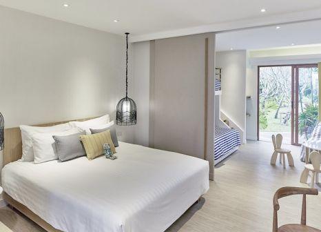 Hotelzimmer mit Volleyball im Bandara Resort & Spa