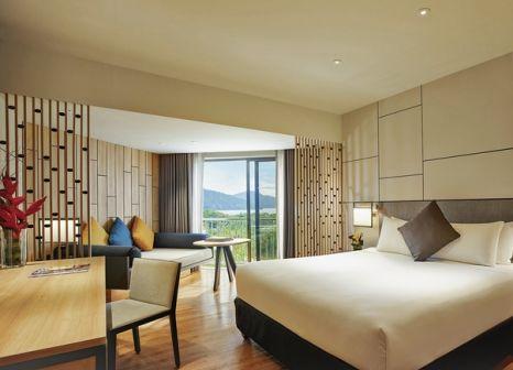 Hotelzimmer mit Tennis im PARKROYAL Penang Resort