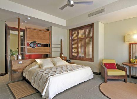 Hotelzimmer mit Volleyball im Trou aux Biches Beachcomber