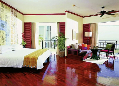 Hotelzimmer mit Mountainbike im Hilton Hua Hin Resort & Spa